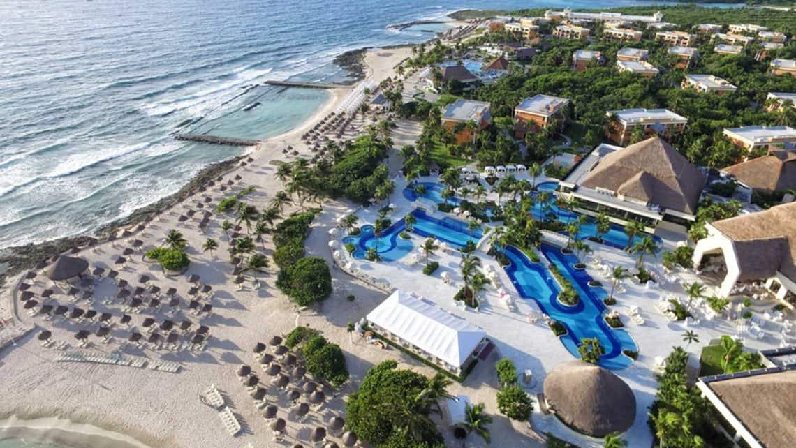 playa riviera maya
