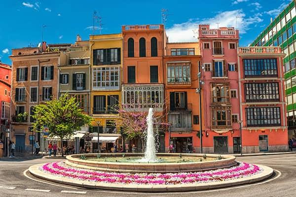 Plaza de la Reina, Palma