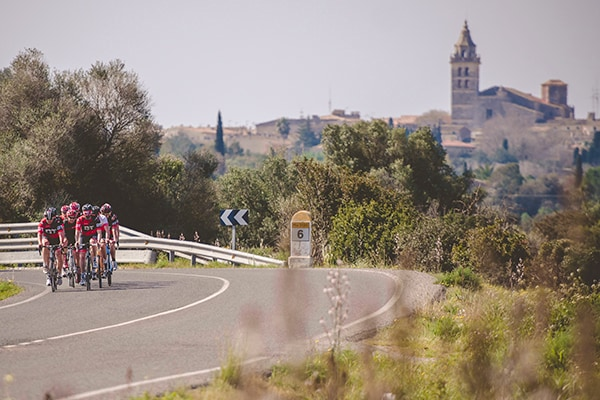 Ciclismo en Mallorca