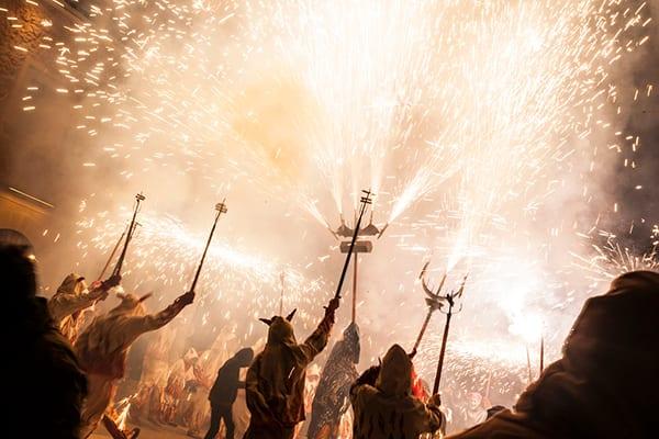 La noche de San Juan en Mallorca