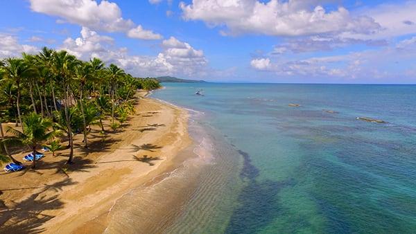 Playas en Río San Juan