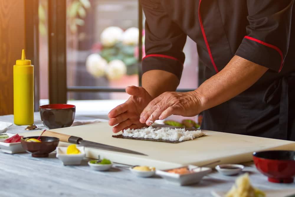 chef cocina nikkei
