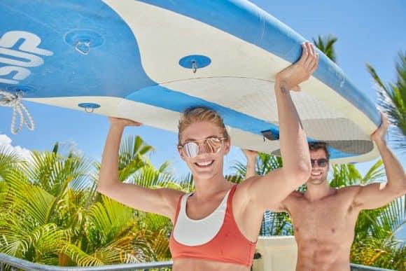 deportes acuáticos riviera maya