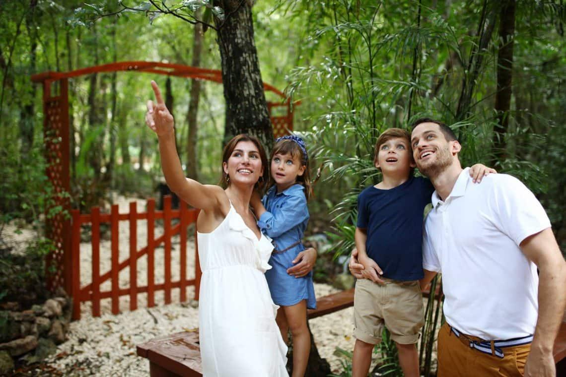 que hacer en familia en Riviera Maya