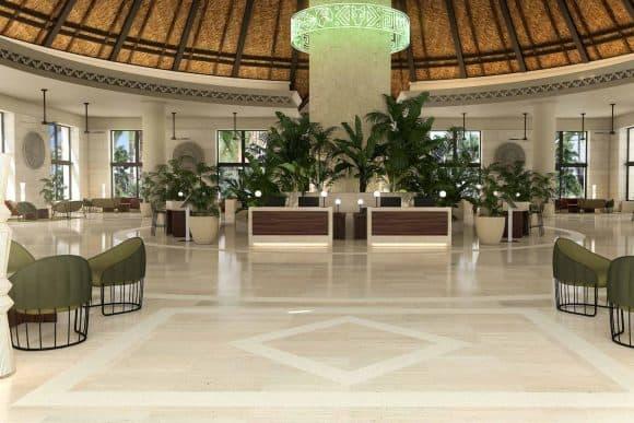 lobby tulum