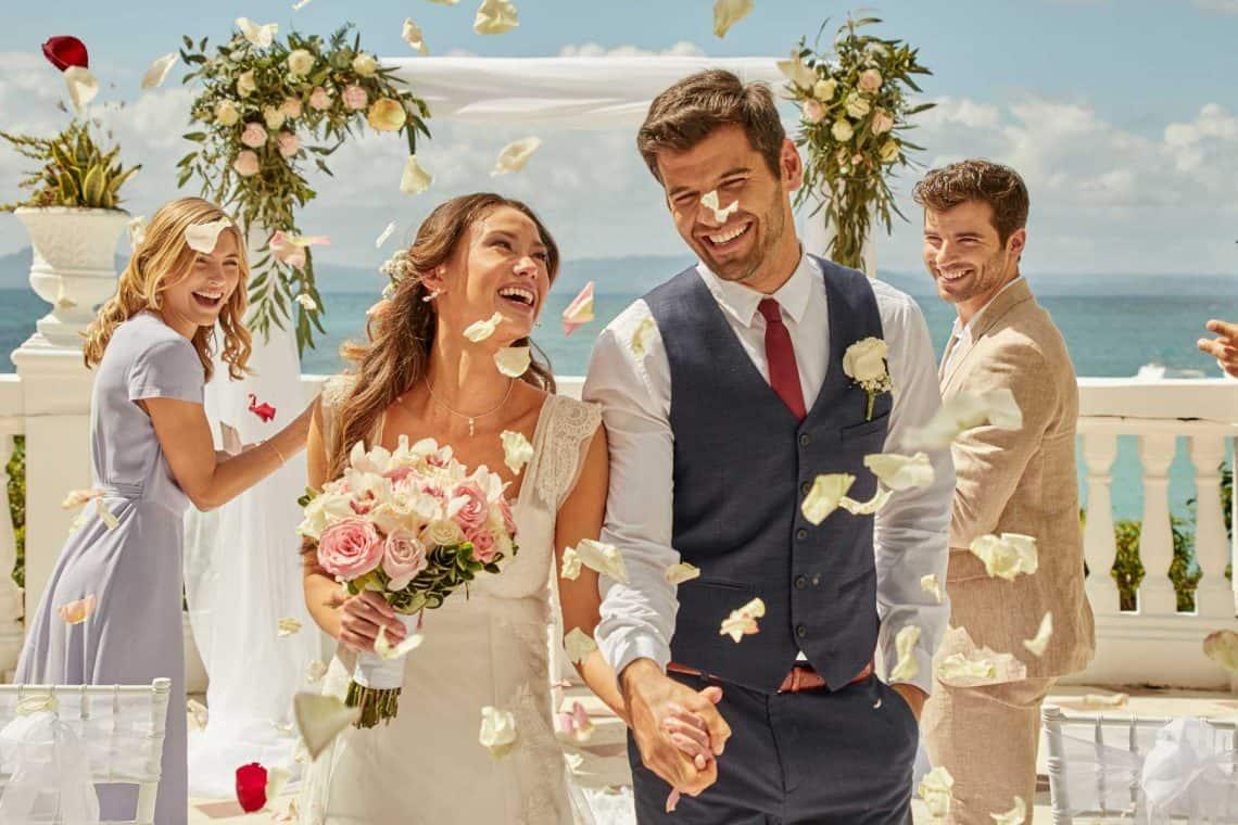 bodas en caribe