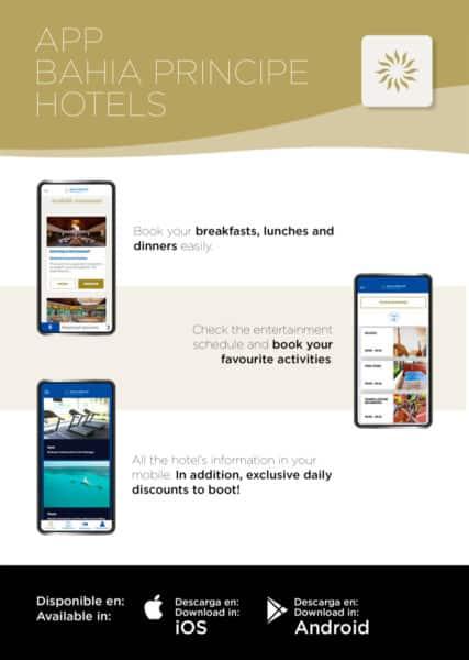 about bahia principe app