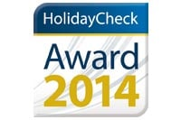 Holiday check awards Rio San Juan 2014 1