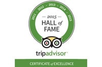 TripAdvisor hall of fame Costa Adeje 3