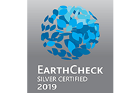 Earth check silver Sian Kaan