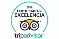 TripAdvisor Certificate of Excellence 2016, 2017, 2018 and 2019 Akumal