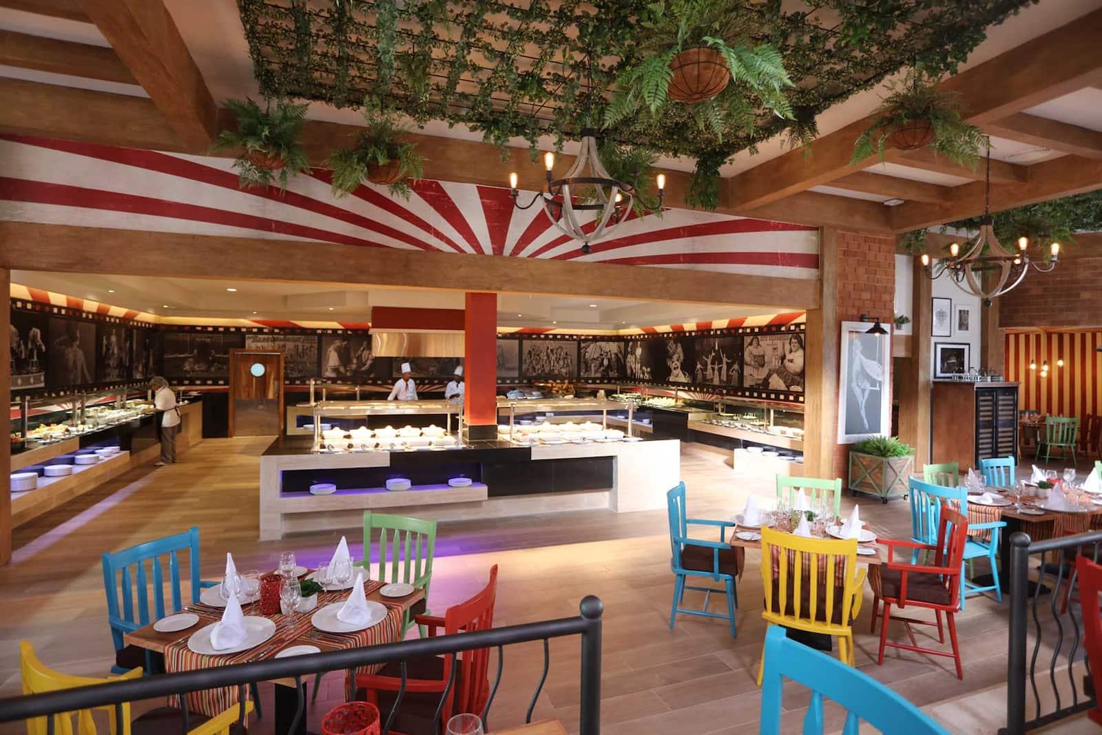 Bars und Restaurantes Resort Fantasia - Bahia Principe & Resorts