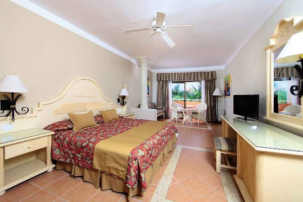 Habitación Junior Suite Superior Grand Bahia Principe Turquesa 1