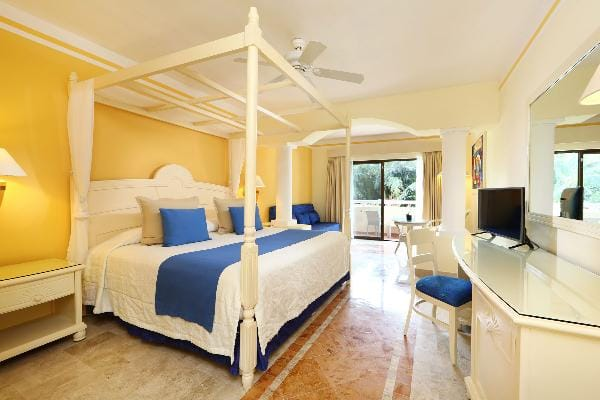 Junior Suite Superior Room at Luxury Bahia Principe Akumal Don Pablo Collection 1