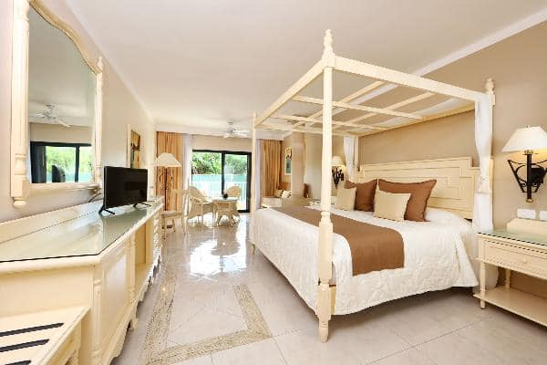 Junior Suite Deluxe Room at Luxury Bahia Principe Akumal Don Pablo Collection 1