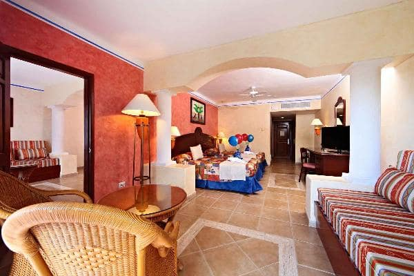 Family Master Suite Room at Grand Bahia Principe Coba 1