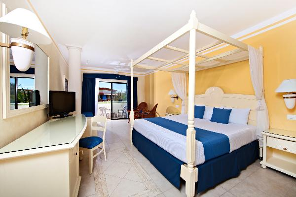 Junior Suite Superior Room at Grand Bahia Principe Tulum 1