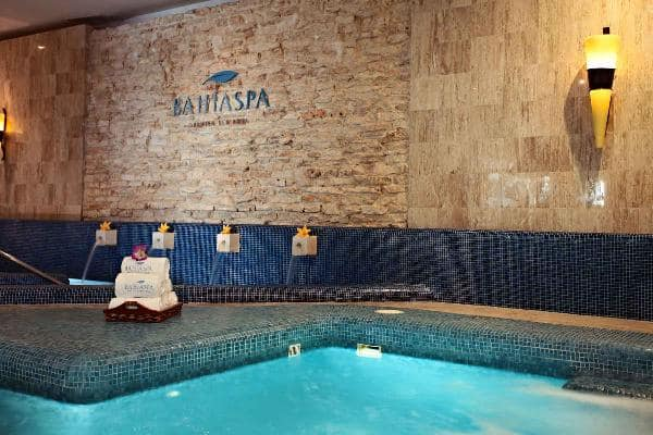 Spa at Grand Bahia Principe Coba 1