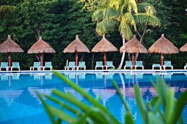 Pools at Grand Bahia Principe Coba 2