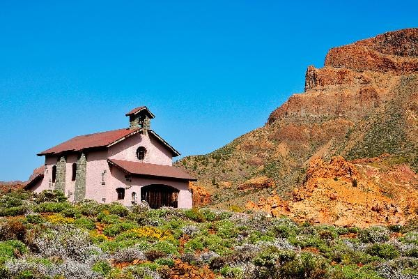 Teide National Park at Tenerife 1