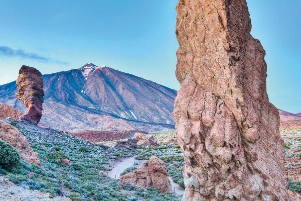 Teide National Park at Tenerife 2