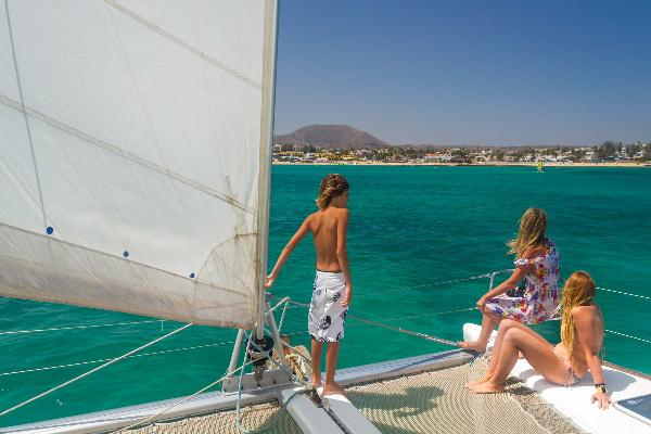 Catamaran Adventure at Tenerife 2
