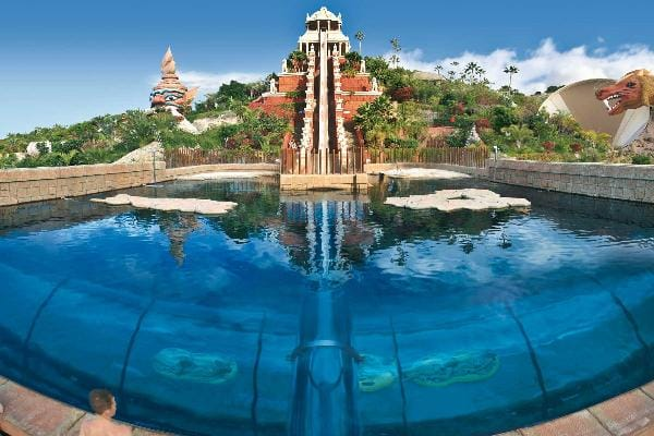 Loro Park and Siam Park at Tenerife 1