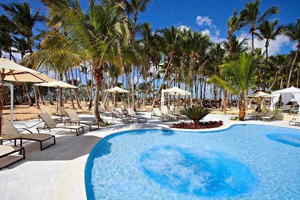 Pool at Luxury Bahia Principe Bouganville 3