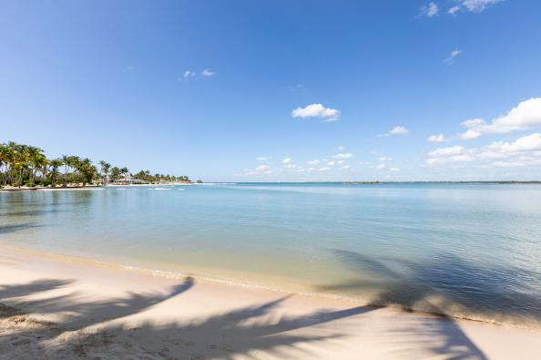 Beach at Luxury Bahia Principe Bouganville 1