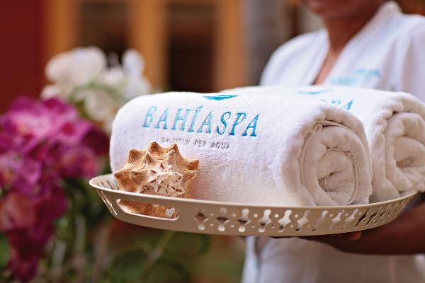 Spa at Luxury Bahia Principe Samana