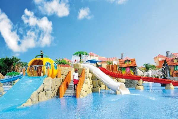 Family Vacations In Punta Cana Bahia Principe Hotels