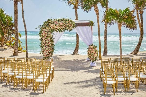 Weddings at Luxury Bahia Principe Akumal