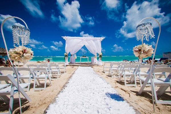 Wedding at Grand Bahia Principe Punta Cana 1