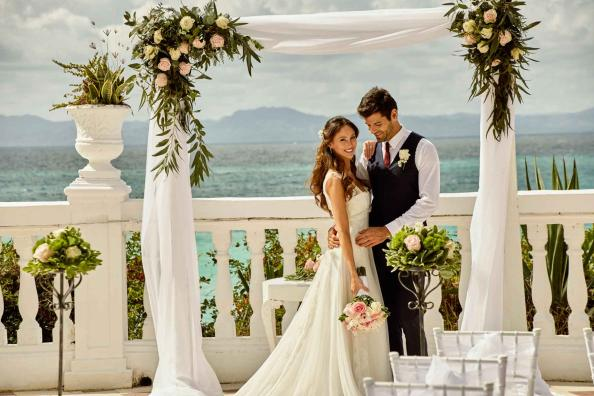 Wedding at Luxury Bahia Principe Cayo Levantado 1