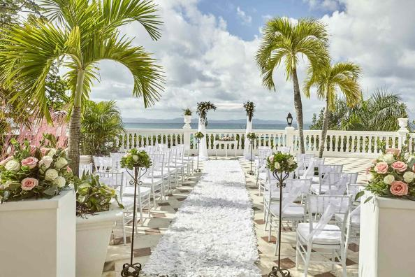Wedding at Luxury Bahia Principe Cayo Levantado 2
