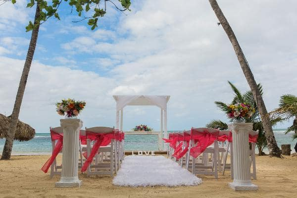 Wedding at Grand Bahia Principe El Portillo 1