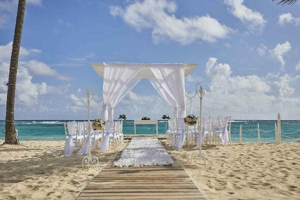 Wedding at Grand Bahia Principe Punta Cana 2