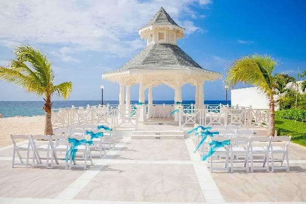 Wedding at Grand Bahia Principe Jamaica 1