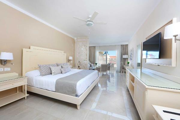 Junior Suite Deluxe Room at Luxury Bahia Principe Fantasia Don Pablo Collection 1