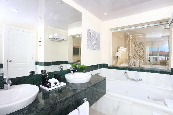 Junior Suite Deluxe Room at Luxury Bahia Principe Fantasia Don Pablo Collection 4