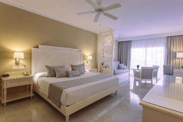 Junior Suite Deluxe Room at Luxury Bahia Principe Fantasia Don Pablo Collection 7