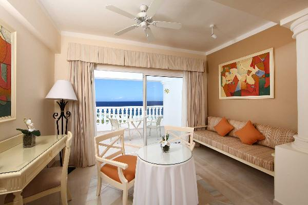 Junior Suite Deluxe Room at Luxury Bahia Principe Runaway Bay 1