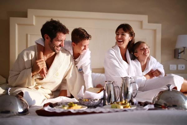 Junior Suite Deluxe Room at Luxury Bahia Principe Fantasia Don Pablo Collection 9