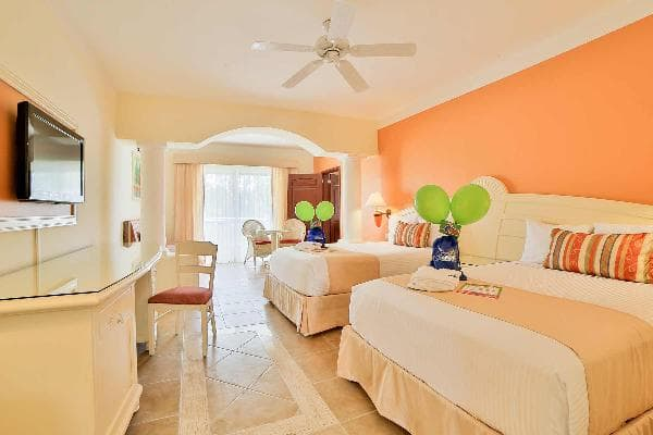 Family Master Suite Room at Grand Bahia Principe Coba 2